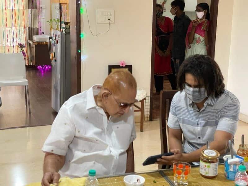 కష్ణ బర్త్ డే వేడుకలు.