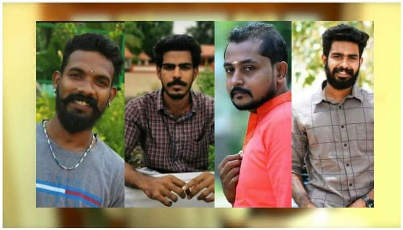 police arrested four bjp workers on Vadanapalle