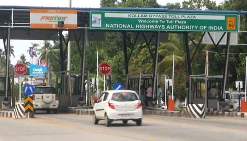 toll fee collection on kollam bypass cancelled