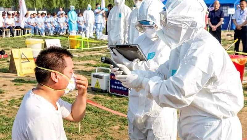 China reports first human case of bird flu strain H10N3 in world mah