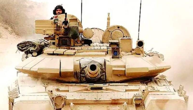 1770 state-of-the-art technology enabled tanks to be procured for Indian Army