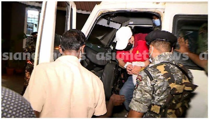 police brought Ravi Pujari in kerala on beauty parlour  firing case