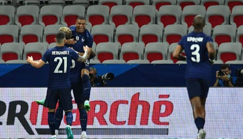 UEFA EURO 2020 Friendly Matches France beat Wales by 3 0
