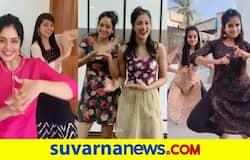 <p>Chaitra Vasudevan Megha Shetty Shanvi dance</p>