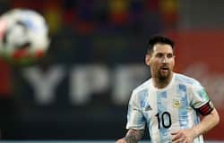 <p>Argentina v Chile</p>