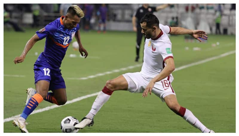 Qatar beat India by 1-0 goal in Fifa World Cup 2022 qualifiers match spb