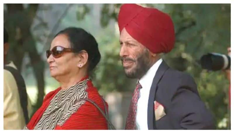 Milkha Singh wife Nirmal Kaur health condition deteriorated due to lack of oxygen spb