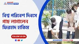 The state transport minister planted trees on World Environment Day to create a pollution-free environment Pnb
