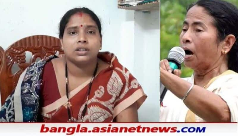 Dolly Rani Mandal has sent a letter to cm Mamata Banerjee asking to return to the tmc RTB