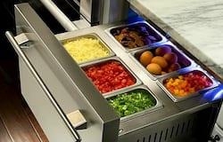 <p>Refrigerated Drawer</p>
