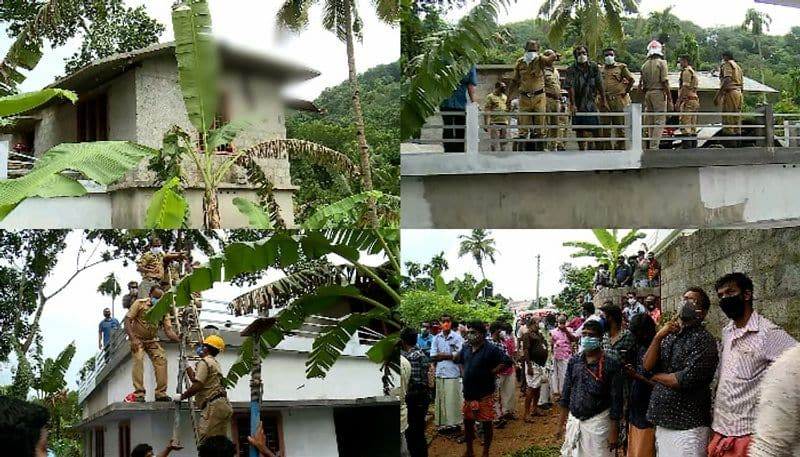 Construction worker died in accident at Konni
