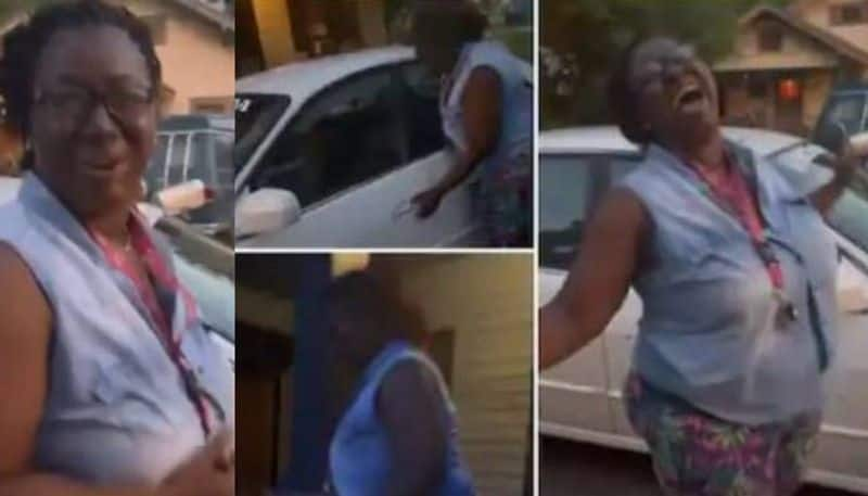 Son gifts car to mom video goes viral