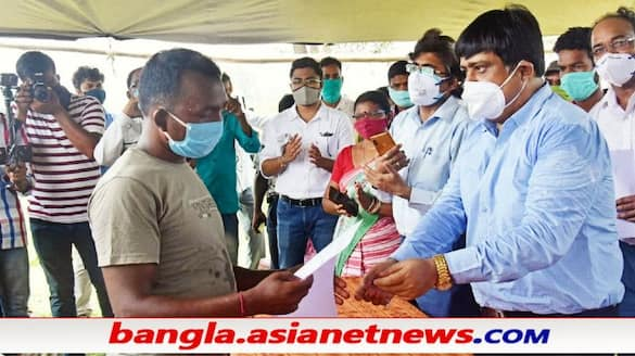 DM of Purulia launches two unique programme for the district people during Covid Pandemic ALB