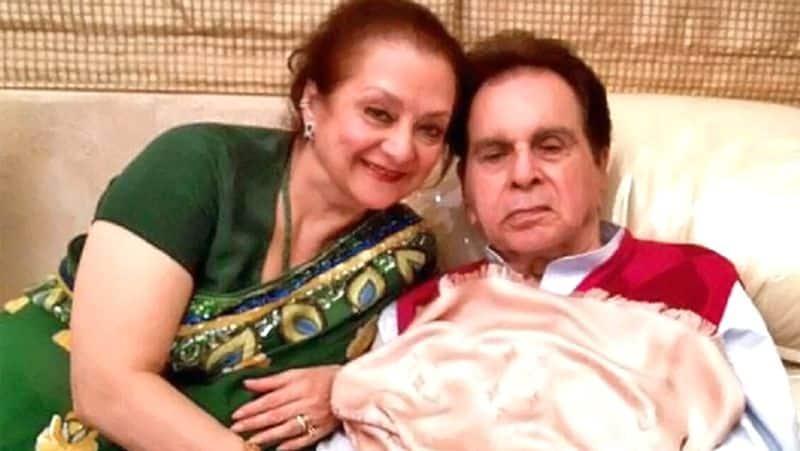 Bollywood Actor dilip Kumar got admitted to hospital bjc