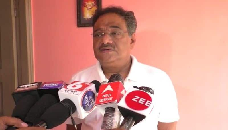 The bomb was planted to attack the BJP, said Shamik Bhattacharya bpsb