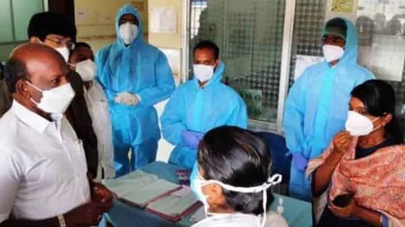 Global tender again .. Health Minister ma.subramaniyan