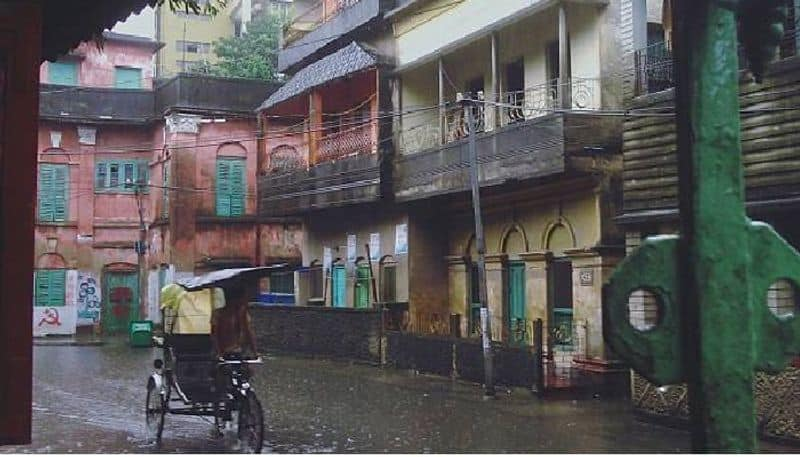 light to moderate rainfall likely to affect some parts of North 24 Parganas  bpsb