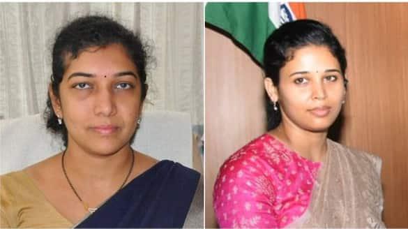 Karnataka shifts IAS officers rohini sindhuri, shilpa nag out of mysuru after public spat - bsb