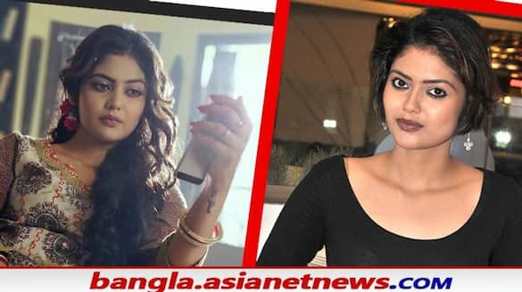controversy on  Actress saayoni Ghosh is last one year take a glance BRD