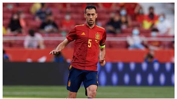 Euro Cup 2021, Sergio Busquets captain of spain football team tested positive for covid 19 spb