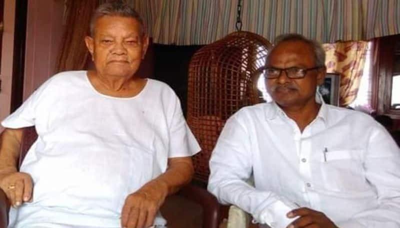 Ganteda Gourunaidu pays homeage to KARA mastar in his essay