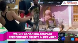 No 'body double' for Samantha Akkineni; she does her own stunts: Watch This  - gps