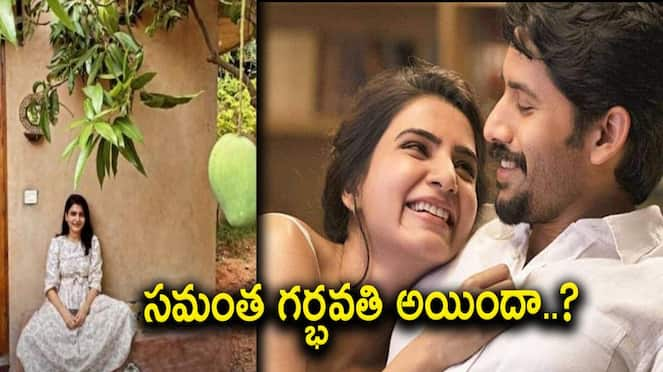 Is Samantha Pregnant..? Fans say so citing her social media post