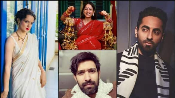 kangana ranaut strong counters on actors who wishes to yami gautam marriage arj