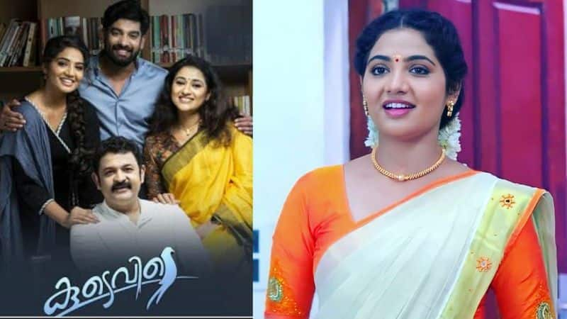 anshitha anji respond to the roumers about her quit on serial