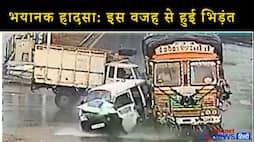 cyberabad traffic police shared accident video kpv