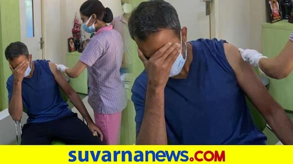 Netizens surprised to see Prashanth Neel reaction for Vaccine pull directors leg vcs
