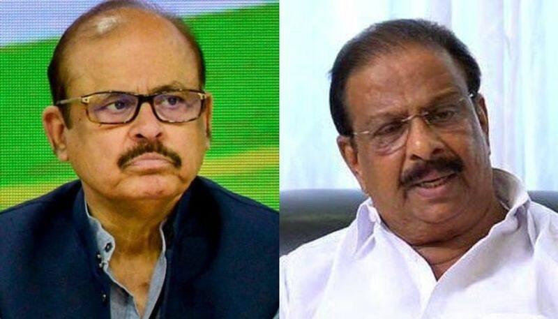 High command unsatisfied on K Sudhakaran press meet before official kpcc president announcement