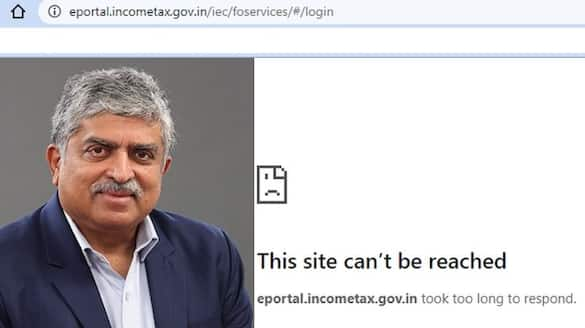 Infosys responds to Nirmala Sitharaman on Twitter says glitches in new tax portal being fixed-VPN