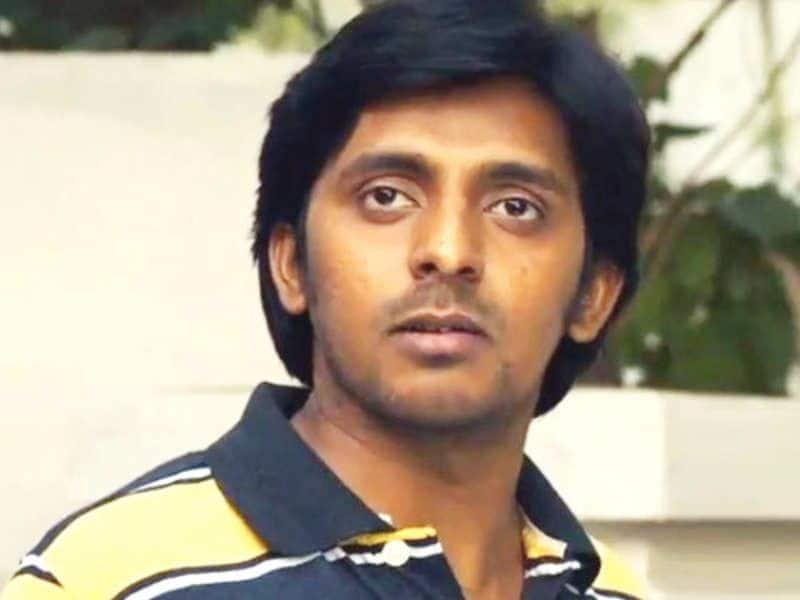 comedian priyadarshi risky act for in the name of god movie shoot ksr