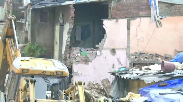 11 Dead, Including 8 Children, As Building Collapses On Another In Mumbai bmm