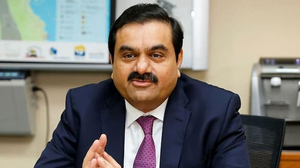 Adani Group enters cement production industry