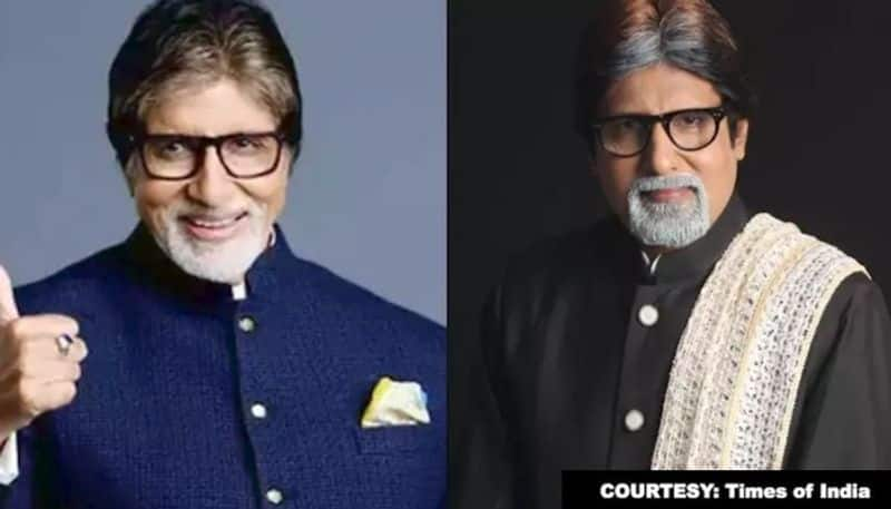 Amitabh Bachchan lookalike Shashikant brings a smile on faces of covid patients