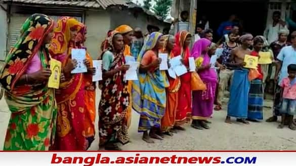 allegation is TMC supporters are not getting 100 days of work at malda canchol bsm
