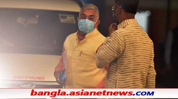 Post poll violence and Cyclone Yaas Samparka Yatra, Dilip Ghosh to reach out to BJP Karyakartas ALB