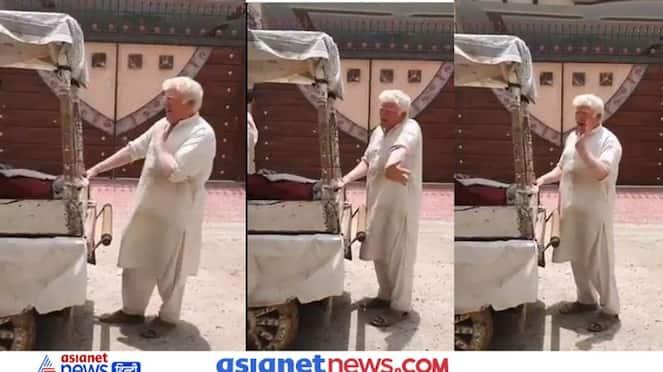 Kulfi Wala's tone will make the heart cold in Pakistan KPZ