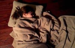 <p>sleeping disorder&nbsp;</p>