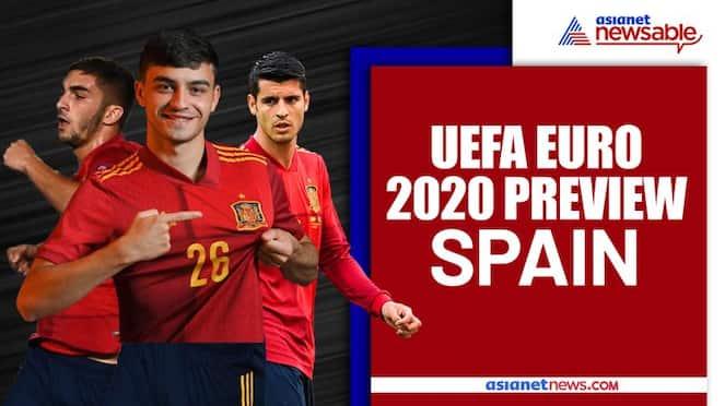 UEFA Euro 2020 Preview Spain