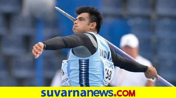 Indian Olympic Bound Javelin thrower Neeraj Chopra clinches gold in Portugal kvn
