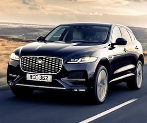Jaguar Land Rover announces deliveries of new Jaguar F PACE begins in India ckm