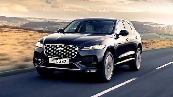 New Jaguar F-Pace launched in India