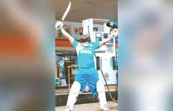 <p>Protest against petrol hike</p>