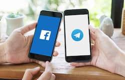 <p>facebook telegram</p>