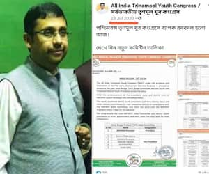 Indian law permit a foreigner to be a part of a political party Suvendu Adhikari tweets on Vinay Mishra Citizenship bmm