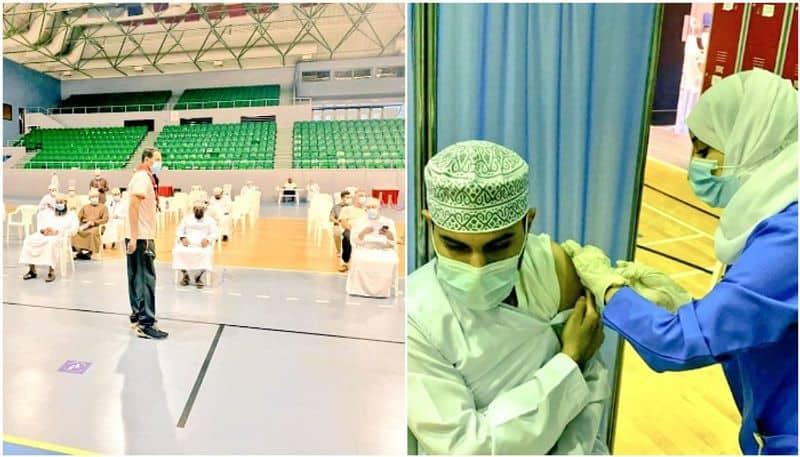 covid vaccination campaign continues in Oman
