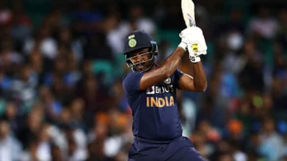 India Tour of Sri Lanka Sanju Samson quarantine